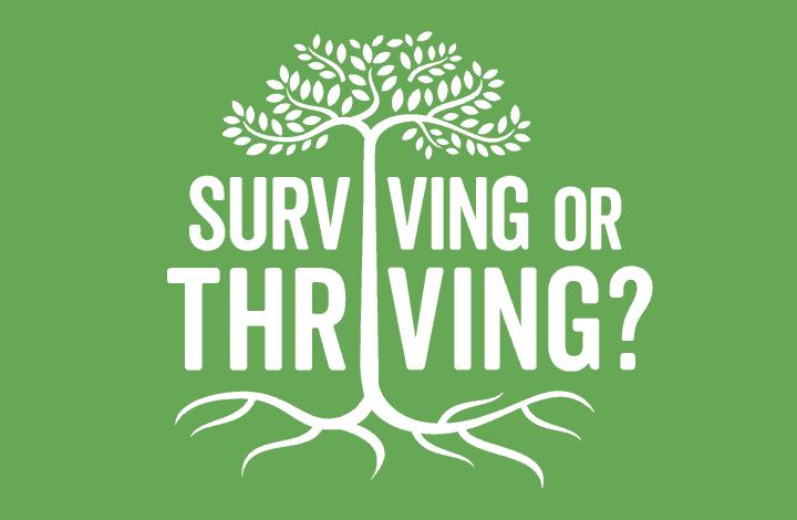 Are you thriving or surviving? Citizen's Advice Buckingham
