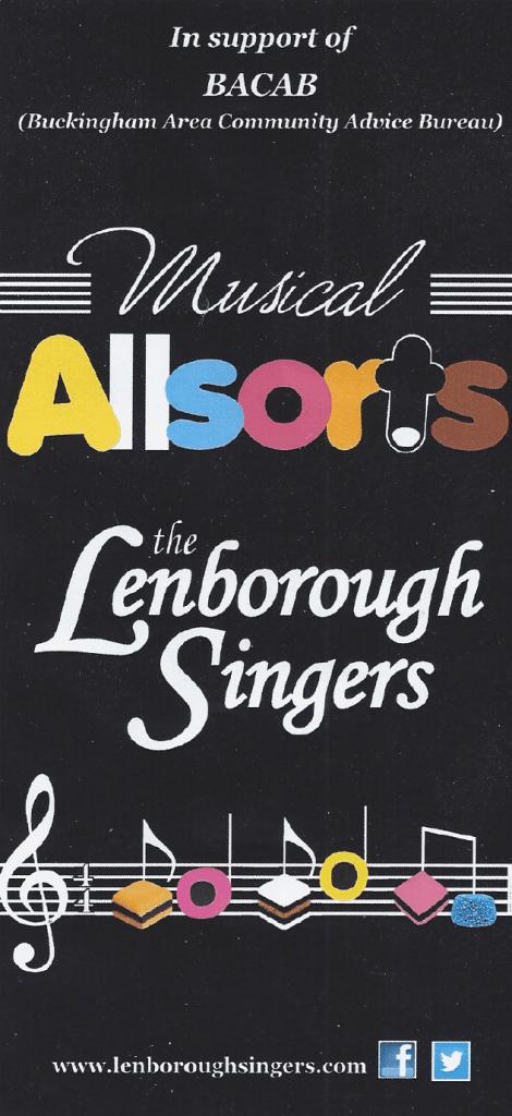 The choir's favourites